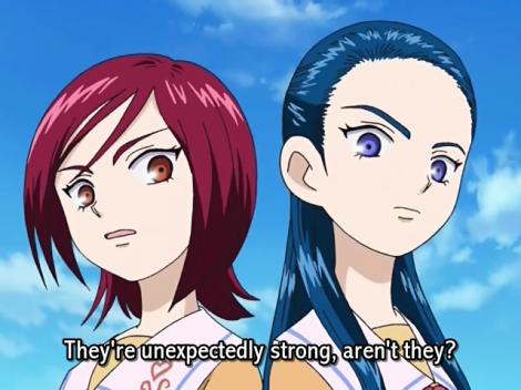 Pretty Cure Splash Star Michiru & Kaoru Kiryuu