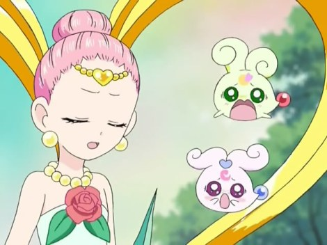 Pretty Cure Splash Star Moop Fuup